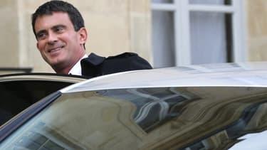 """Manuel Valls voudrait que le """"French bashing"""" face place au """"French Celebrating"""""""