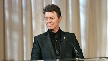 David Bowie à New York en juin 2007.