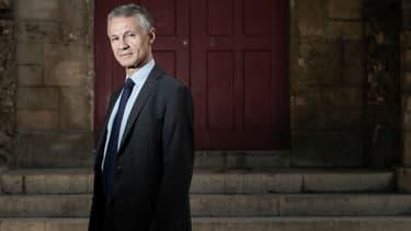 Jean-François RIcard a été nommé officiellement nouveau procureur du parquet national antiterroriste.
