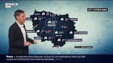 Météo Paris-Ile de France du 1er août: Des averses attendues