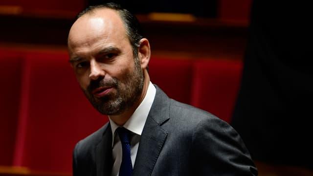Édouard Philippe à l'Assemblée nationale