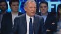 """François Bayrou dimanche soir dans """"BFM Politique""""."""