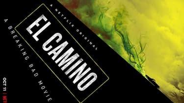 """El Camino, le film tiré de la série """"Breaking Bad""""."""