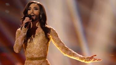 Conchita Wurst, candidat barbu et féminin a gagné la 59e édition de l'Eurovision.
