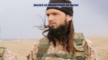 Maxime Hauchard, 22 ans, fait partie des bourreaux de l'Etat islamique, en Syrie.