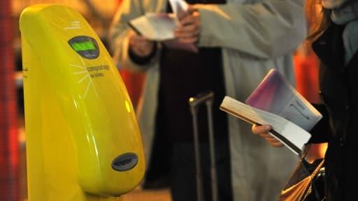LA SNCF veut réduire de 35% le taux de fraude sur ses TER d'ici à 2020.