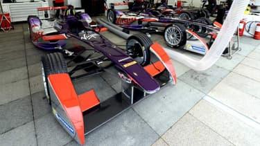L'écurie de Formule E Virgin
