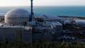La centrale nucléaire de Flamanville (Manche)