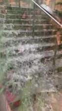 Pluie à Juvisy-sur-Orge (Essonne) - Témoins BFMTV