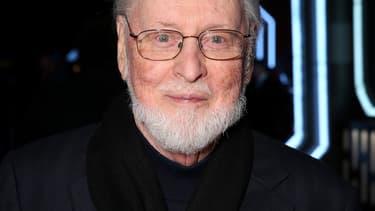 John Williams à l'avant-Première de Star Wars en décembre 2015.