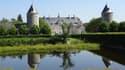 Un château dans la Loire