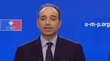 Le président de l'UMP, Jean-François Copé, est pris entre les différents courants existant dans son parti à propos du mariage pour tous