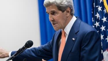 Le secrétaire d'Etat américain John Kerry a appelé vendredi à une hausse de 30% cette année des financements internationaux de l'aide humanitaire des Nations unies pour tenter de régler la crise mondiale des réfugiés - 22 janvier 2016