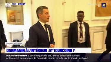 Gérald Darmanin à l'Intérieur: et Tourcoing?