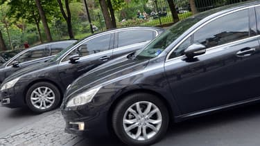 Deux chauffeurs britanniques travaillant pour Uber avaient intenté une action en justice. Ils ont obtenu gain de cause. (image d'illustration)