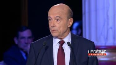 """Alain Juppé s'est engagé à """"avoir un gouvernement paritaire"""""""