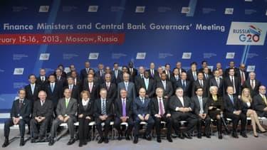 Les ministres des Finances du G20 mettent l'accent sur des stratégies budgétaires de moyen terme crédibles