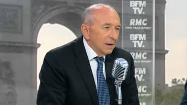 Gérard Collomb vendredi sur BFMTV