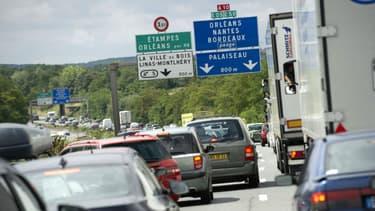 6.500 capteurs mesurent le trafic en Ile-de-France.