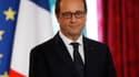 François Hollande ce 30 septembre à l'Elysée.