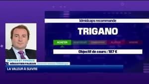 Pépites & Pipeaux: Trigano - 11/05
