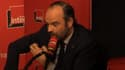 Edouard Philippe sur France Inter jeudi matin.