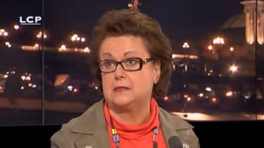 Christine Boutin, invitée de LCP, a argué que la République l'autorise à se marier avec son cousin.