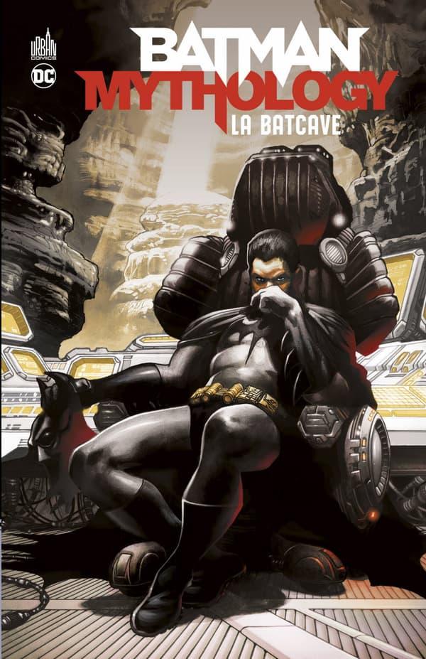 Couverture d'un recueil d'histoires de Batman