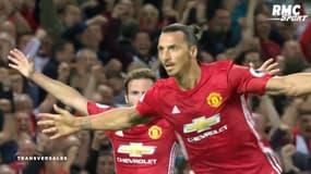 Z : Comment Ibrahimovic a conquis Manchester United et la Premier League (Teaser Transversales)