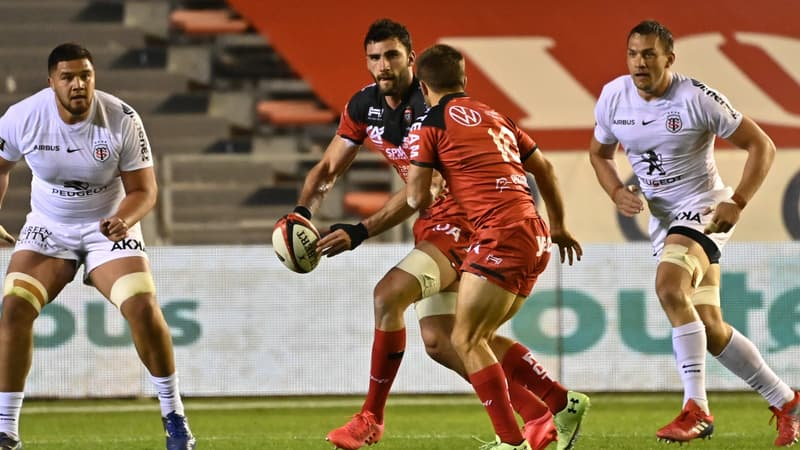 Top 14: grosse victoire de Toulon face à un Toulouse remanié