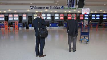 Vinci va assurer la gestion de l'aéroport de Belfast.
