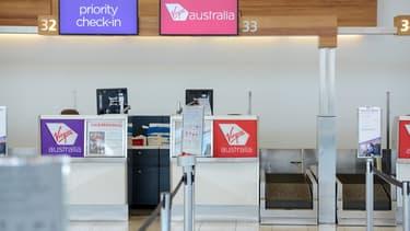 Virgin Australia, victime du coronavirus