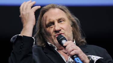 Gérard Depardieu a de nouveau fait l'éloge du président russe Vladimir Poutine.