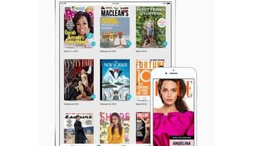 """Apple a acheté Texture, le """"Netflix des magazines"""""""