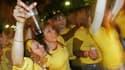 """Cet arrêté entend notamment limiter le phénomène de """"binge drinking"""", c'est-à-dire boire le maximum d'alcool en un minimum de temps..."""