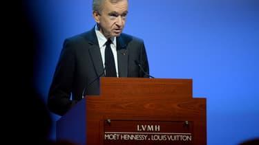 Une supposée fausse domiciliation en Belgique était au coeur d'une enquête contre Bernard Arnault.