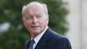Jacques Toubon, ici le 3 septembre 2013 à Paris, a passé son grand oral devant les parlementaires mercredi.