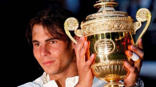 Rafael Nadal va-t-il conserver son titre à Wimbledon ?