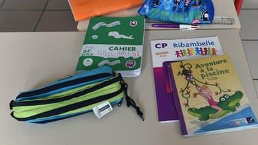 Des cahiers de vacances (photo d'illustration).