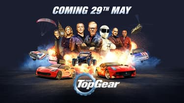 La très attendue nouvelle saison de Top Gear UK arrive enfin sur les écrans, le 29 mai prochain sur la BBC.