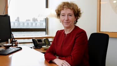 Muriel Penicaud a été nommée ministre du Trvail