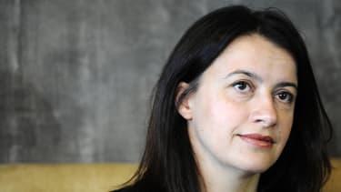 Cécile Duflot, la ministre du Logement, s'est mis à dos les professionnels de l'immobilier.
