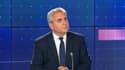 Le président de la région Hauts-de-France lundi 13 septembre sur BFMTV