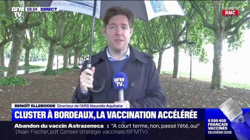 Cluster à Bordeaux: