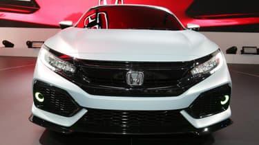 Depuis 2011 qu'on l'attendait, la nouvelle Honda Civic arrivera en concessions courant 2017.