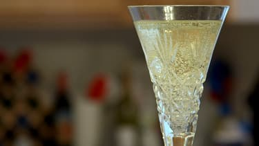 Avec modération, le champagne serait bon pour la santé.