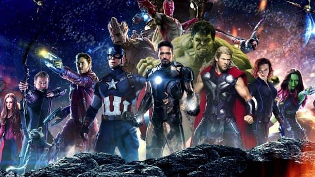 Une affiche du prochain film Avengers