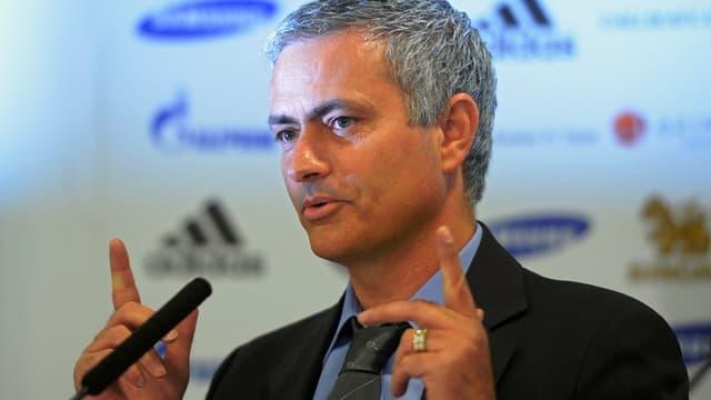 José Mourinho, de retour à Chelsea