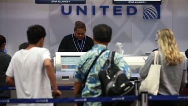 "United Airlines appelle cette offre ""Basic fares"""