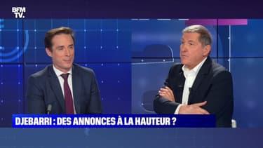 """Jean-Baptiste Djebbari : """"Il y aura 9 trains sur 10 demain et tout au long du week-end environ 2 trains sur 3"""" sur l'axe Atlantique - 21/10"""